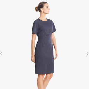 MM.LaFleur Gayle Dress-Vine Jacquard, Orbit, 6 NWT